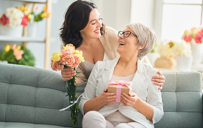 como comemorar dia das mães